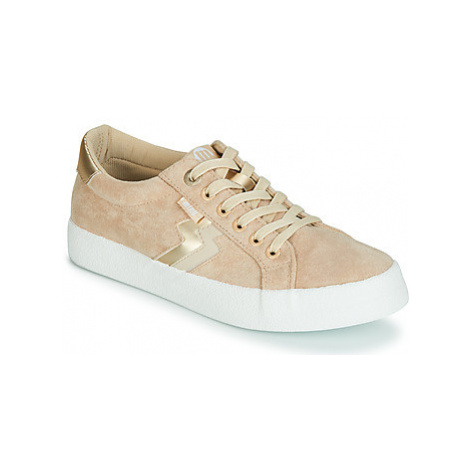 MTNG ROLLING women's Shoes (Trainers) in Beige