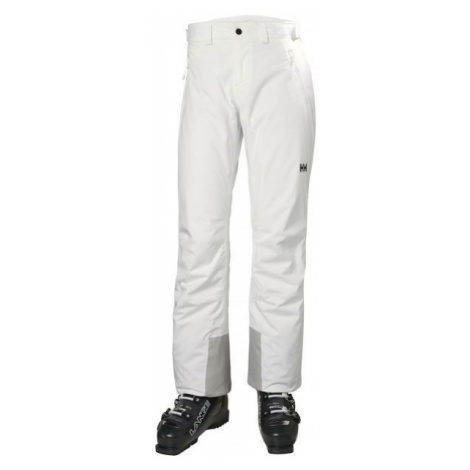 White women's insulated trousers