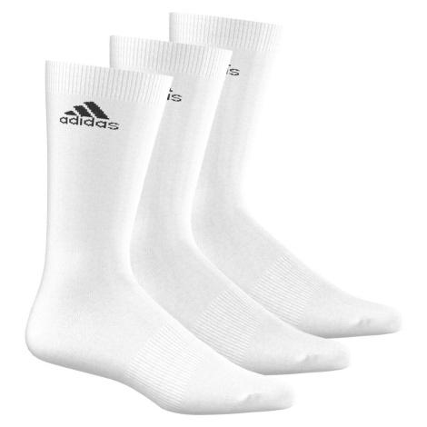 Performance Crew Thin Sports Socks 3 Pack Adidas