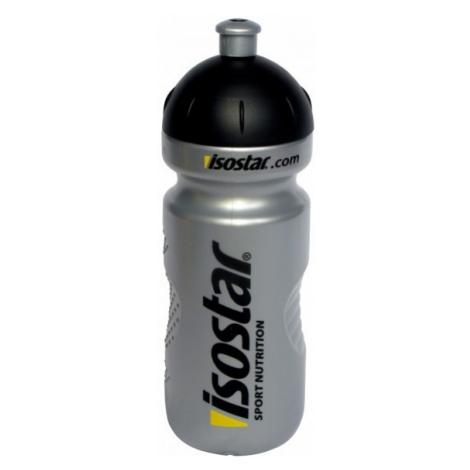Isostar BIDON SILVER 650ML grey - Universal sports bottle