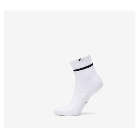 White women's thermal socks