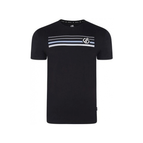 Dare 2b Strife Graphic Print T-Shirt Black men's T shirt in Black