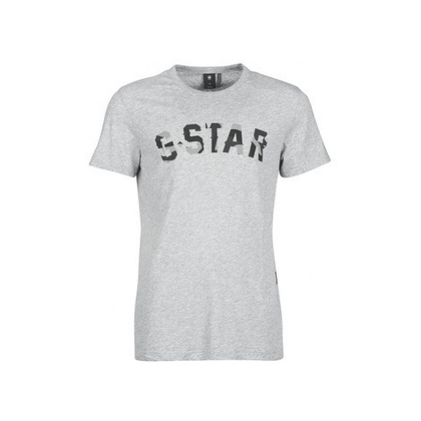 G-Star Raw GRAPHIC 10 men's T shirt in Grey
