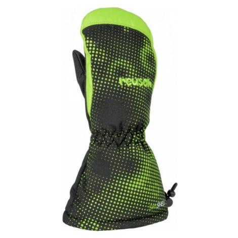 Reusch MAXI R-TEX XT MITTEN green - Kids' winter gloves