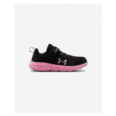 Under Armour Pre-School Assert 8 Kids sneakers Black