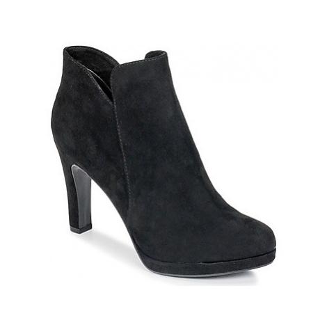 Tamaris LYCORIS women's Low Ankle Boots in Black