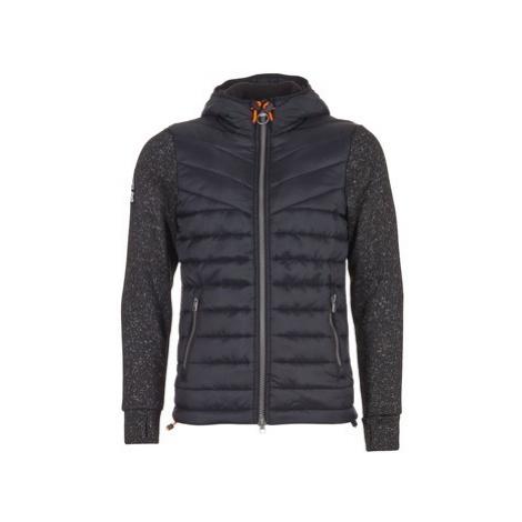 Superdry STORM HYBRID men's Jacket in Grey