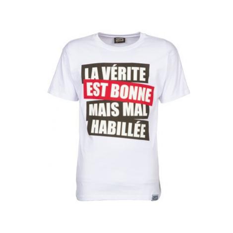 Wati B VERITE men's T shirt in White