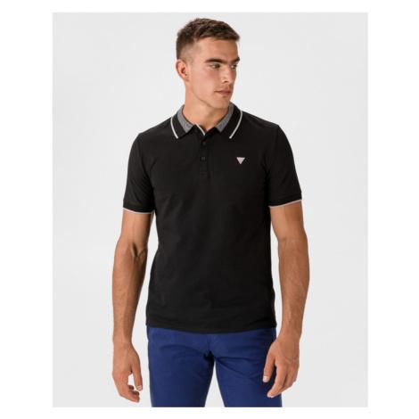 Guess Horatio Polo Shirt Black