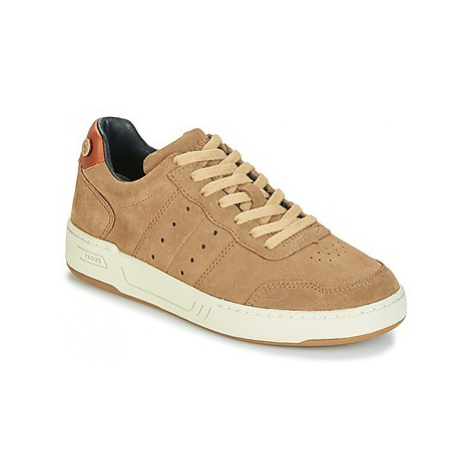 Faguo COMMON02 men's Shoes (Trainers) in Brown