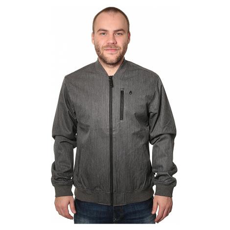 jacket Nixon Team - Black Heather
