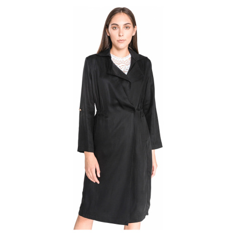 Guess Alessia Trench coat Black