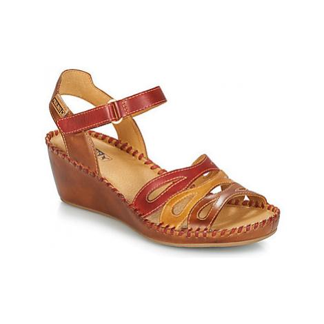Pikolinos MARGARITA 943 women's Sandals in Brown