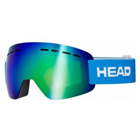 Head SOLAR FMR blue - Ski goggles