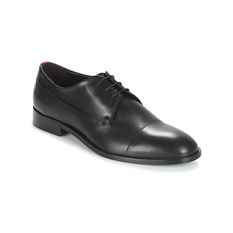 HUGO SMART DERB men's Casual Shoes in Black Hugo Boss