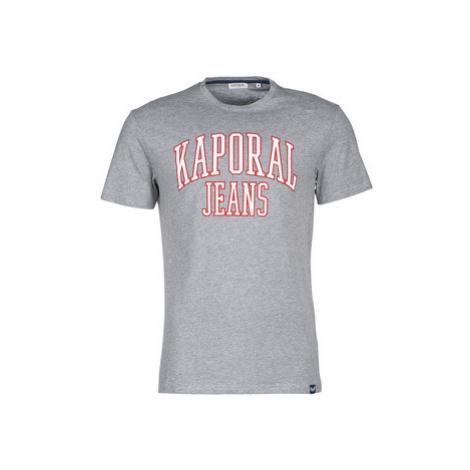 Kaporal PARC men's T shirt in Grey