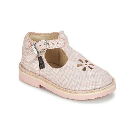 Aster BIMBO girls's Children's Shoes (Pumps / Ballerinas) in Pink