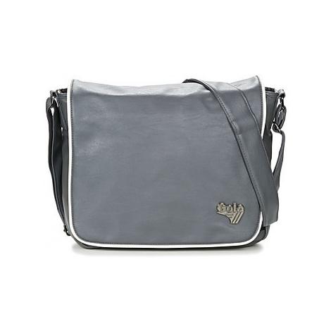 Gola WEBBER men's Messenger bag in Grey