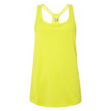 O'Neill HW HYBRID TANKTOP yellow - Women's tank top