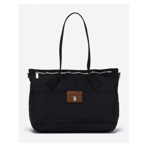 U.S. Polo Assn New Castle Handbag Black
