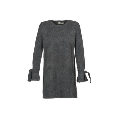 Betty London HETIO women's Dress in Grey