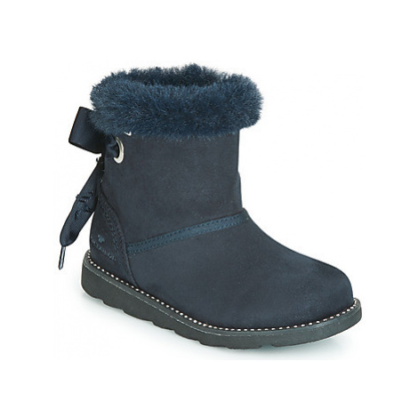 Tom Tailor - girls's Children's Mid Boots in Blue