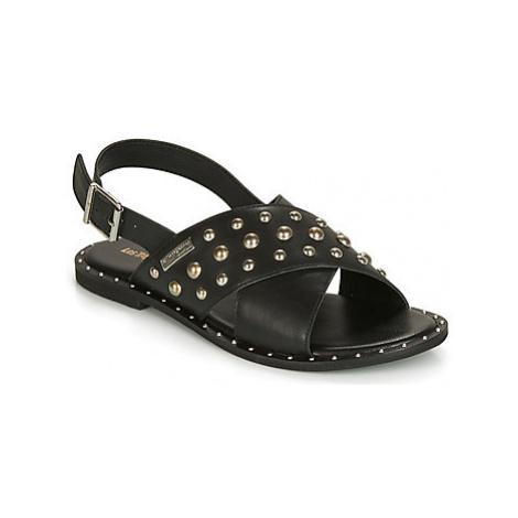 Les Tropéziennes par M Belarbi DOLLY women's Sandals in Black