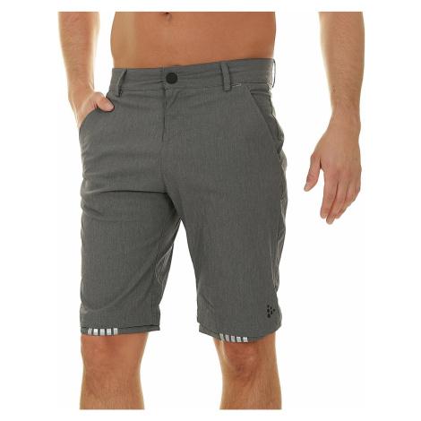 shorts Craft 1907164/Ride Habit - 975000/Dark Gray Melange - men´s