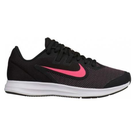 Nike DOWNSHIFTER 9 GS black - Kids' running shoes