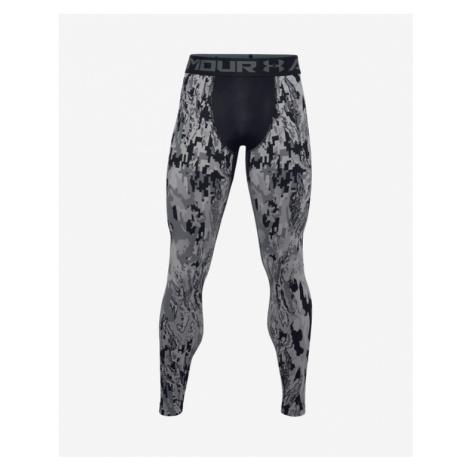 Under Armour HeatGear® Armour 2.0 Leggings Black Grey