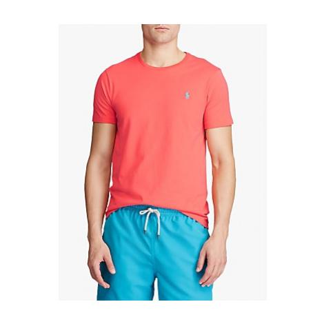 Polo Ralph Lauren Cotton Crew Neck T-Shirt