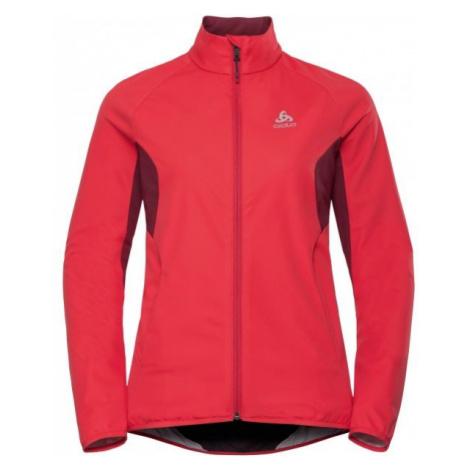 Odlo AEOLUS JACKET W red - Women's jacket
