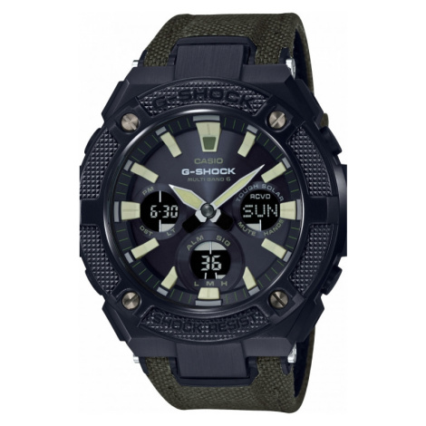 Casio G-Shock G-Steel Military Street Watch GST-W130BC-1A3ER