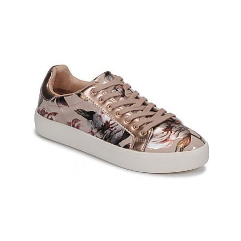 Tamaris MARRAS women's Shoes (Trainers) in Pink