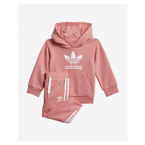 adidas Originals Trefoil Kids Set Pink