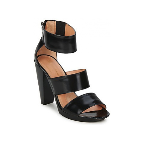 Robert Clergerie XIMA women's Sandals in Black