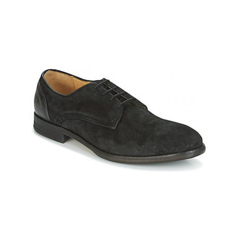 Hudson DREKER men's Casual Shoes in Black Hudson London