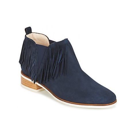 France Mode SELFY SE women's Mid Boots in Blue