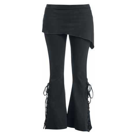 Gothicana by EMP - Take Comfort - Leggings - black
