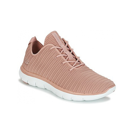 Skechers FLEX APPEAL 2.0 women's Trainers in Pink