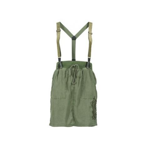 Desigual FELOBE women's Skirt in Kaki