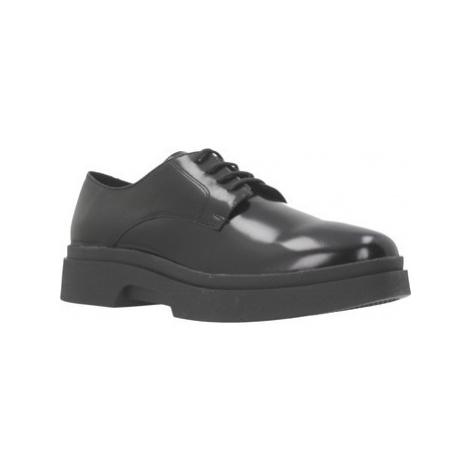 Geox D MYLUSE women's Casual Shoes in Black