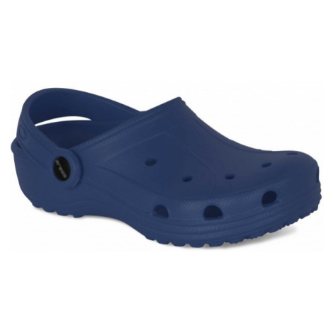 Aress ZABKI dark blue - Children's Beach Shoes