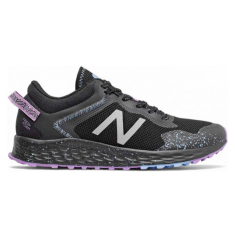New Balance WTARISK1 black - Women's trail shoes
