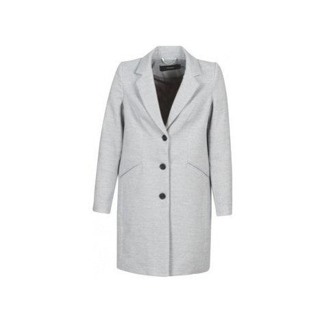 Vero Moda VMCALA women's Coat in Grey