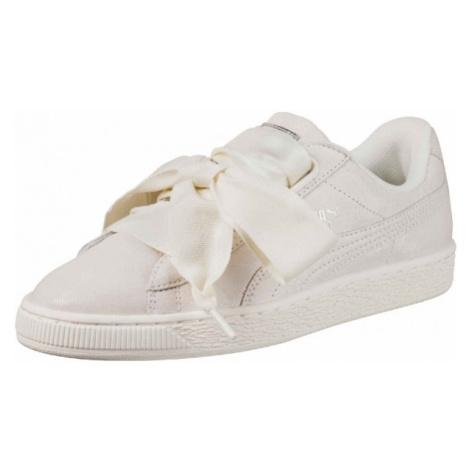 Puma BASKET HEART NS W white - Women's fashion shoes