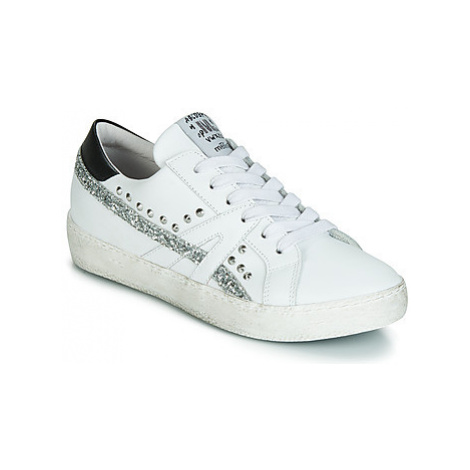 Meline PANNA women's Shoes (Trainers) in White