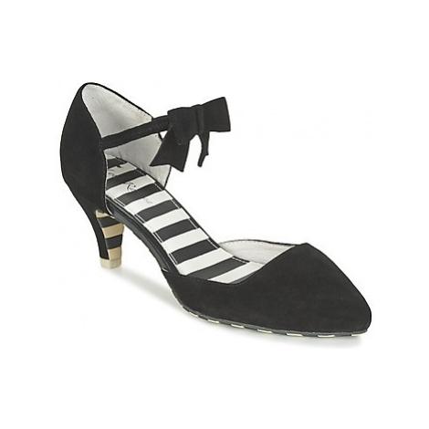 Lola Ramona KITTEN women's Sandals in Black