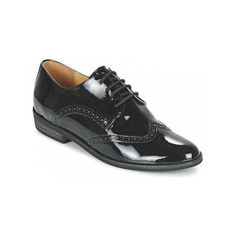 So Size SINT CHAROL women's Casual Shoes in Black