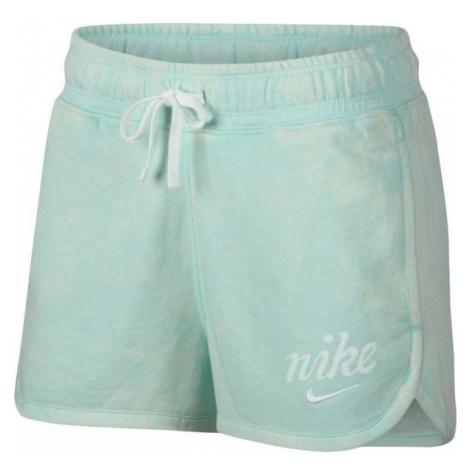 Nike NSW SHORT WSH blue - Women's shorts
